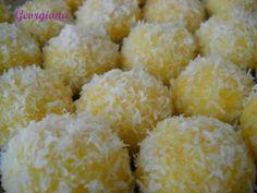 Just cooking!: Fursecuri arăbești cu nucă de cocos
