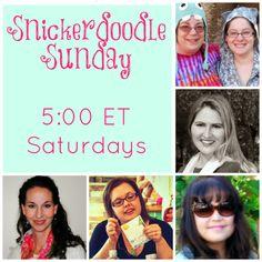 Snickerdoodle Sunday Link Party 2crochethooks