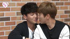 Yoon Hyun Min & Jung Kyung Ho! Omo @rosalisgmz estos dos me tienen loca <3