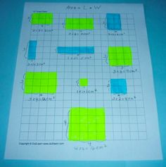 Lesson Plan: learning about length, perimeter and area by designing an animal pen at the zoo Math Math, 4th Grade Math, Guided Math, Math Teacher, Math Classroom, Classroom Ideas, Science Lessons, Teaching Science, Teaching Tips