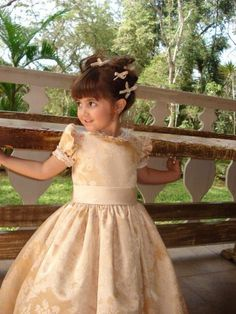 Maria Cereja - Daminhas/flowergirl