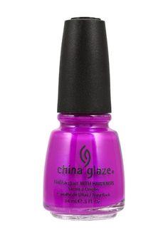 China Glaze Nail Polish on HauteLook China Glaze Nail Polish, Perfume Bottles, Make Up, Purple, Nails, Finger Nails, Ongles, Perfume Bottle, Makeup