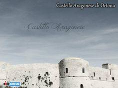 Aragonese Castle - Ortona, Italy New Travel, Travel Goals, Castle, Italy, Italia, Castles