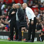 It was frustration all-around for #ManchesterUnited but Jose still found time to congratulate #Burnley.