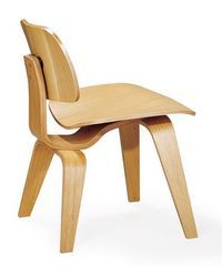 """Charles Eames """"Dining Chair Wood 1945"""""""