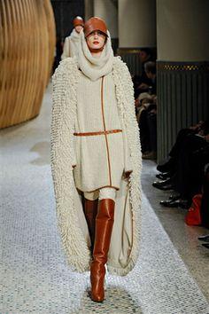 that coat! // Hermes Fall 2011
