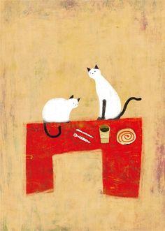ilustración de Mozneko