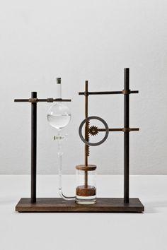 PEB6169 -> visual lab - nothingtochance: Relativitimepieces /Mieke...