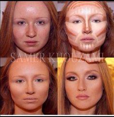 Make Up by samer khouzami fabulous