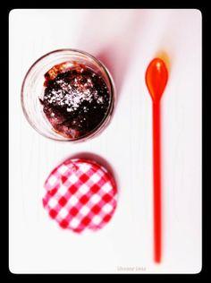 Fondant au chocolat / Chocolate cake