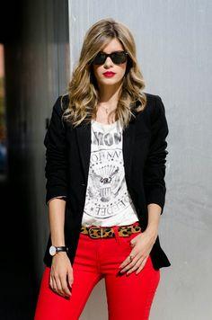 Ms Treinta - Fashion blogger - Blog de moda y tendencias by Alba.: Ramones