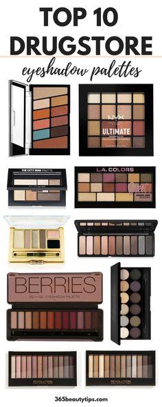 #drugstoremakeup #drugstore #palettes #makeup #eyeshadowpalette