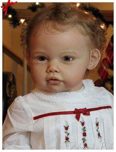 Custom Reborn Toddler Baby Doll~ Bushel and a Peck~ CUSTOM ORDER