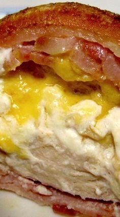 Bacon Wrapped Chickenbxjsjfg go