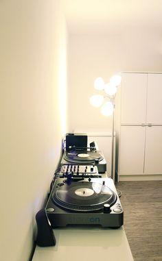 my DJ studio