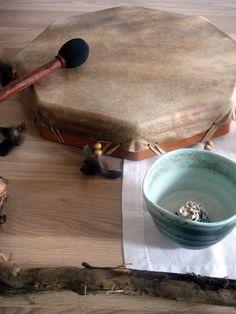 The Shaman's drum...