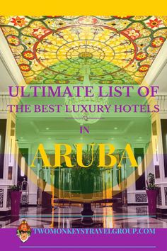 THE BEST LUXURY HOTELS IN ARUBA are listed in this article to give you essential information on where to stay in this beautiful island country. This ultimate list gives you great reasons to stay in these hotels, from value for money, price range, location, amenities to satisfied guest reviews.