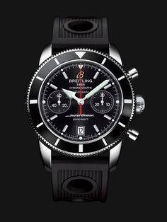 Superocean Héritage Chronographe 44 - Versions - Breitling - Instruments for Professionals