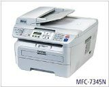 Brother MFC-7345N Laser Multifunction Center with Wireless and Ethernet Network Interfaces