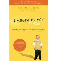 """Heaven is for Real"" made me look forward to what is to come."