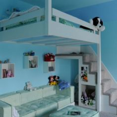 Shows a kids room but I think it'd do great for anyone