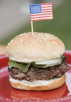 Independence Day USA food traditional food