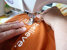 T-Shirt Quilting - Part One