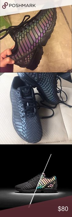 adidas original zx flux xeno Nice shoe :) Adidas Shoes Athletic Shoes