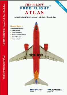 The Pilots Free Flight Atlas · Sklep dla pilota