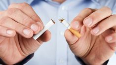 Какие процессы происходят в организме бросившего курить человека - день, неделя, месяц, год.