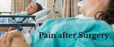If you are suffering from pain after orthopedic surgery, then try these alternative methods to manage your pain.
