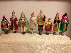Это ИНТЕРЕСНО...! | Старый добрый Новый год. Елочные игрушки СССР