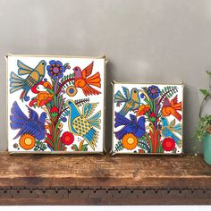 60s Kitchen, Square Kitchen, Vintage Industrial, Vintage 70s, Mexican Folk Art, Little Gifts, Psychedelic, Dinnerware, Art Ideas