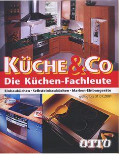 Küche Küchenkatalog 2001