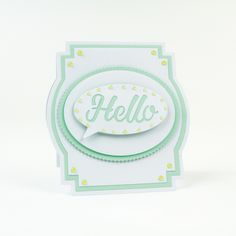 Nuvo Jewel Drops - Key Lime - 645N