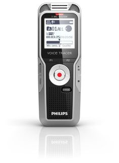 Philips DVT5000 Voice Tracer Digital Recorder Black/Silver #Philips Philips, Black Silver, The Voice, Electronics, Digital, Phone, Ebay, Telephone, Phones