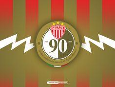#Wallpaper #LigraficaMX #90AñosNecaxa @Club Necaxa