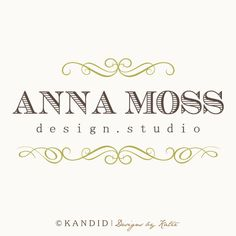 Premade Photography Logo and Watermark by KMarshPhotos on Etsy