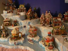 Christmas Village Display Platforms | Recent Photos The Commons Getty Collection Galleries World Map App ...
