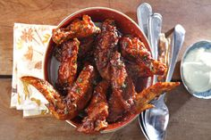 Chipotle Wings   11 Amazing Chicken Wings From Around The World