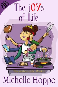 Love Erma Bombeck?  Try The jOYs of Life by Michelle Hoppe!