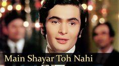 Main Shayar To Nahin - Bobby - Rishi Kapoor, Dimple Kapadia & Aruna Irani - Bollywood Superhits