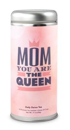 Queen Mom | Mother's Day | The Tea Can Company