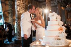 Lisa and Will's Classic Drake Hotel Wedding Gerber Scarpelli Photography