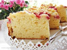 Vanilla Cake, Baking, Food, Kuchen, Bakken, Essen, Meals, Backen, Yemek