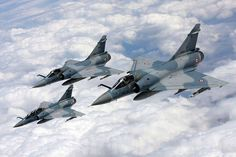 Formation French Mirage 2000C