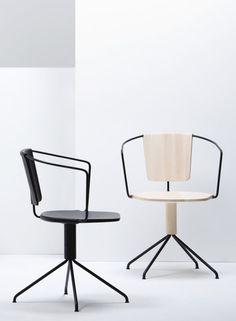 Uncino by Ronan & Erwan Bouroullec Design for Mattiazzi
