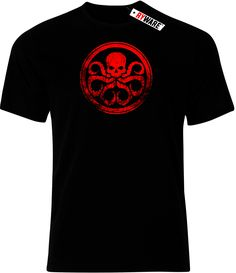 Distressed Hydra Mens Ryware T-Shirt only £9.99 at Ryware!
