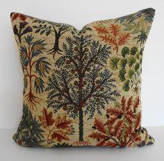 Garden of Eden Pillow Cover