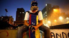 Is Venezuela burning while world watches Ukraine?